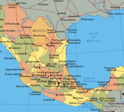 Mexico-map-of-mexico