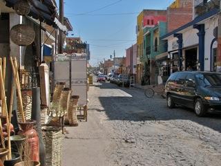 Tonala sidestreet