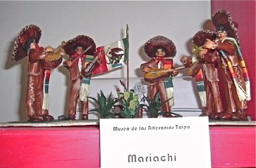 Talpa chicle mariachis