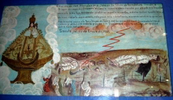 Talpa retablo 1