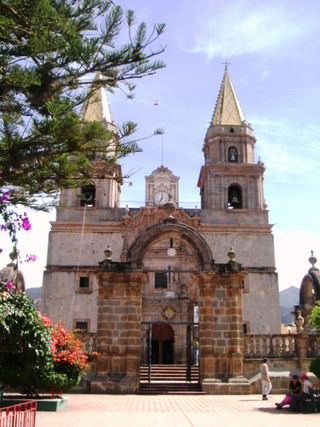 Talpa cathedral