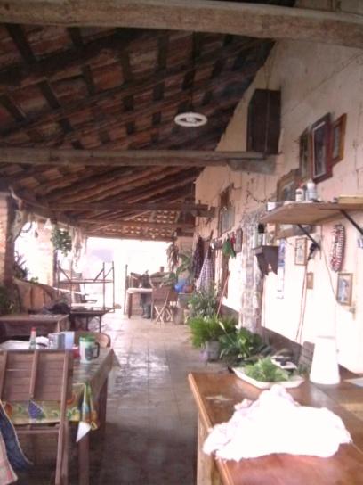 Talpa Estella's porch 1