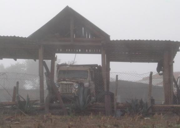 Talpa rancho truck shed