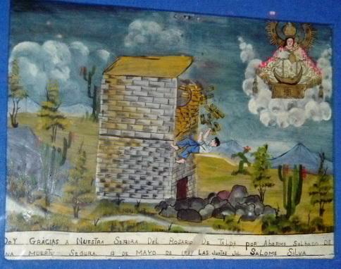 Talpa retablo 2