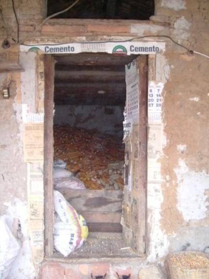 Talpa rancho barn door